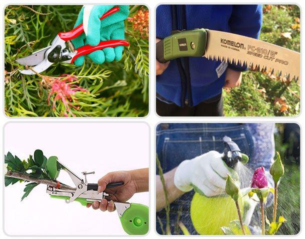 Υλικά δενδροκομίας - Αγροτικά εργαλεία