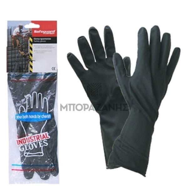 Βιομηχανικά γάντια εργασίας