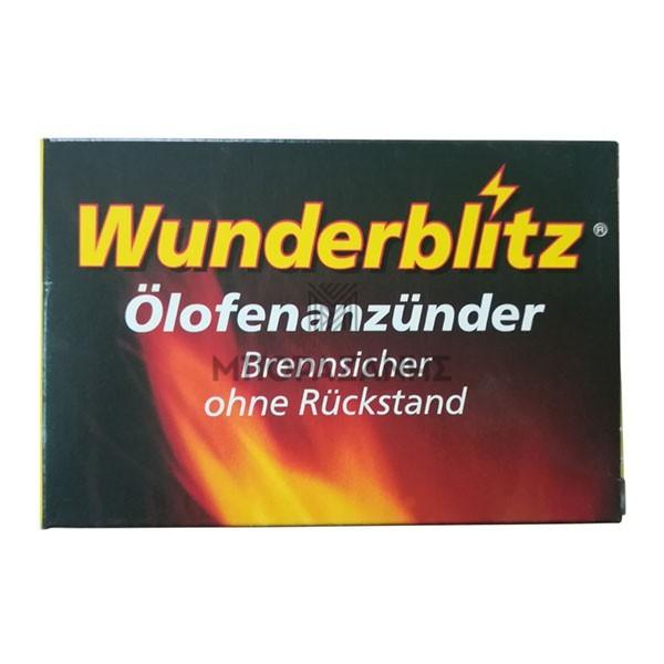 Προσάναμμα τζακιού Wunderblitz