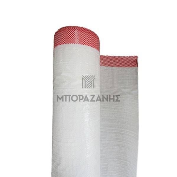 Λευκή λινάτσα εδαφοκάλυψης 80γρ/m2