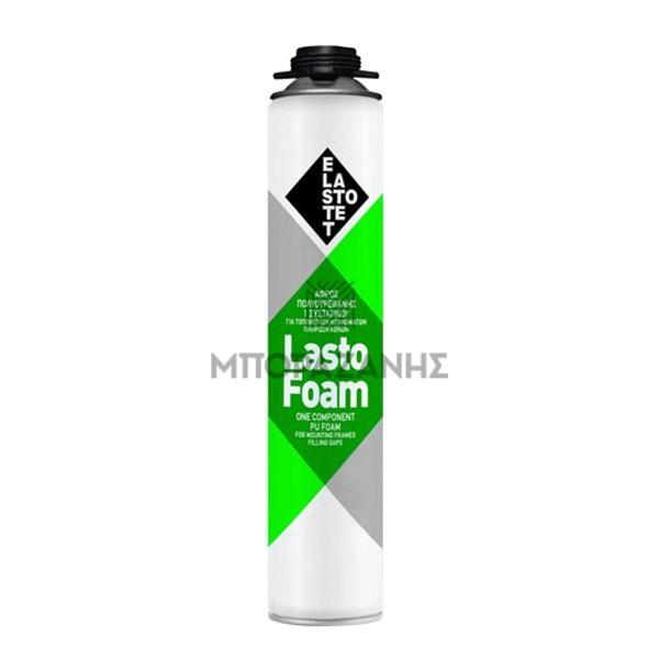 Αφρός πολυουρεθάνης πιστολιού Lastofoam ELASTOTET