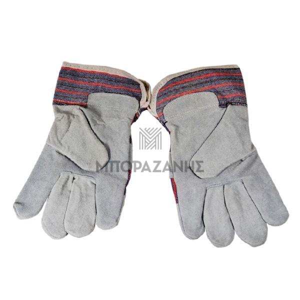 γάντια εργασίας σουέντ