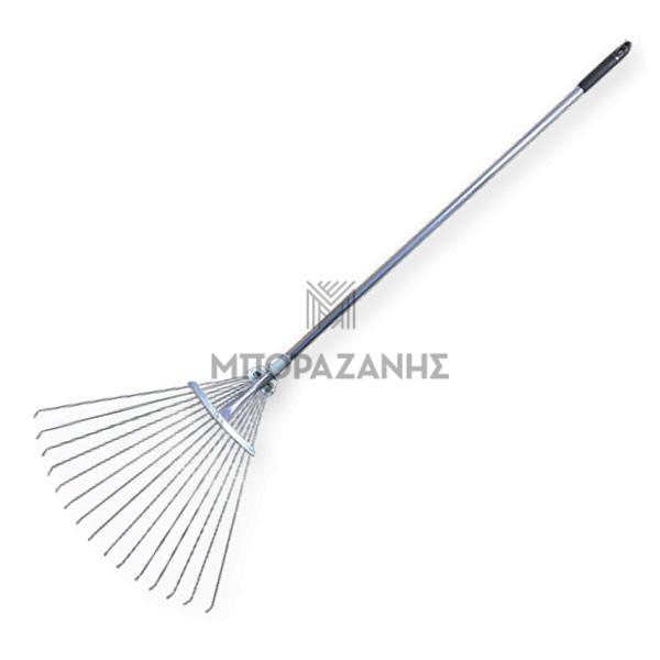 Τσουγκράνα φύλλων μεταλλική Bradas KT-W120-1