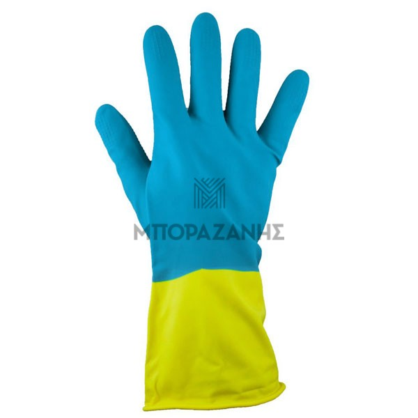 Γάντια λάτεξ 100γρ γενικής χρήσης