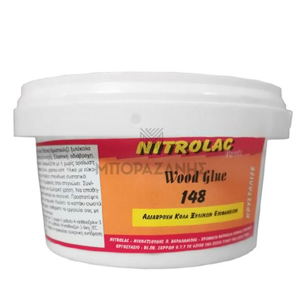 Ξυλόκολλα Wood Glue NITROLAC