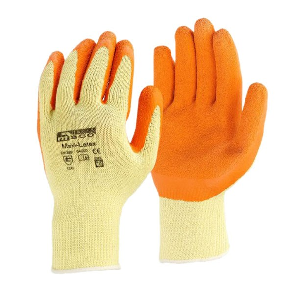 Χοντρά γάντια εργασίας νιτριλίου πορτοκαλί χοντρα γαντια εργασιασ πορτοκαλι νιτριλιο