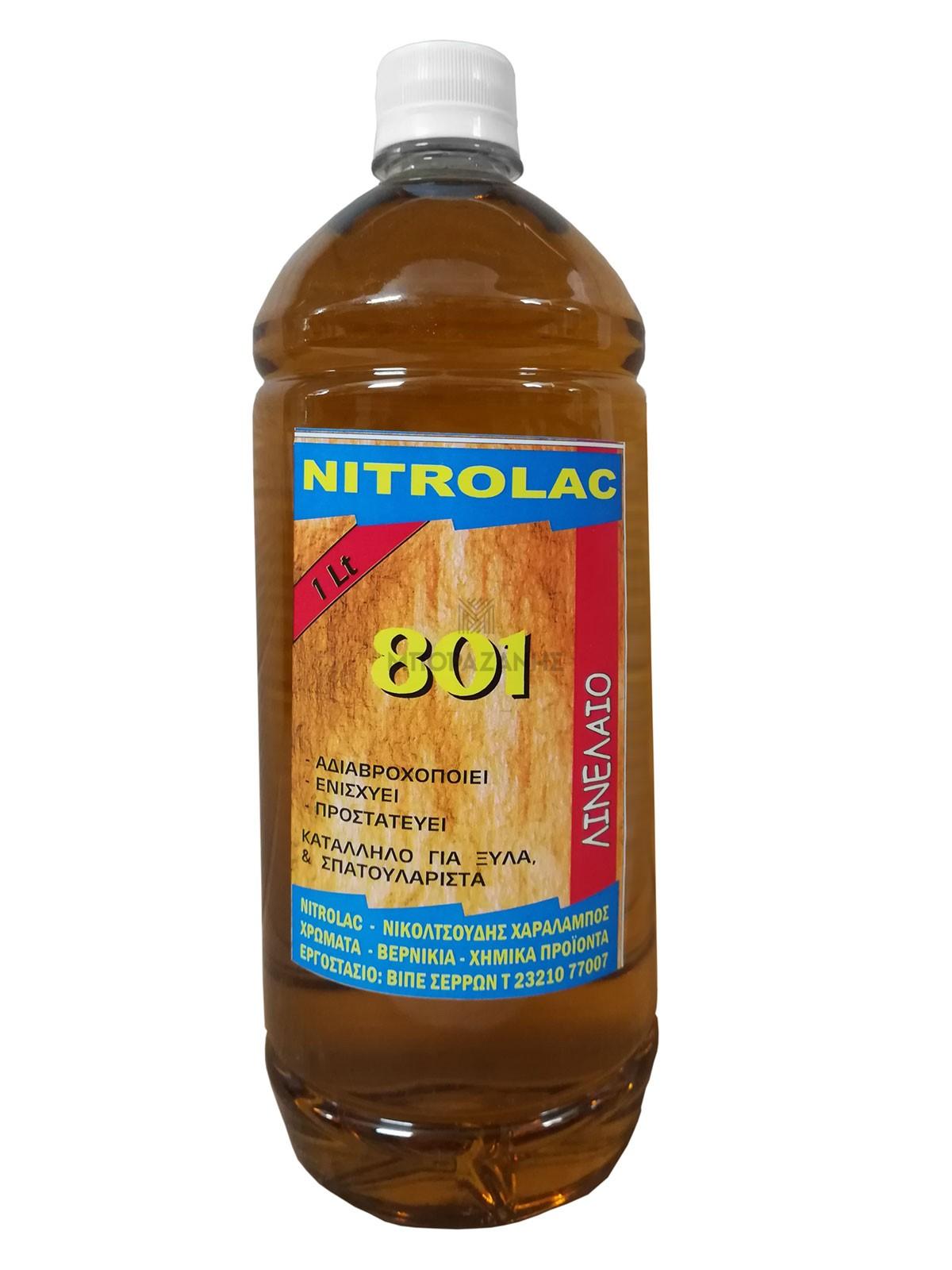 Λινέλαιο NITROLAC