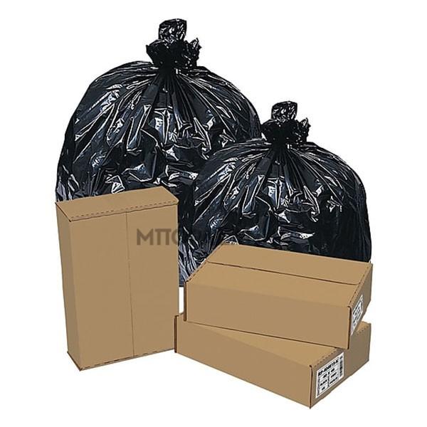 Σακούλες απορριμάτων Pro BLack